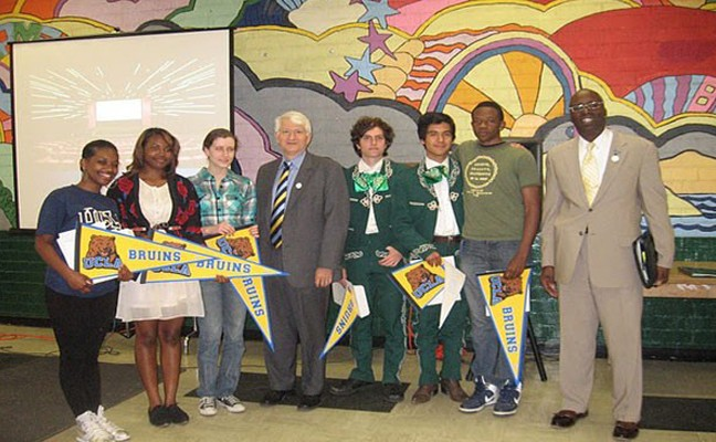 Chancellor's Blue and Gold Scholarship Fund