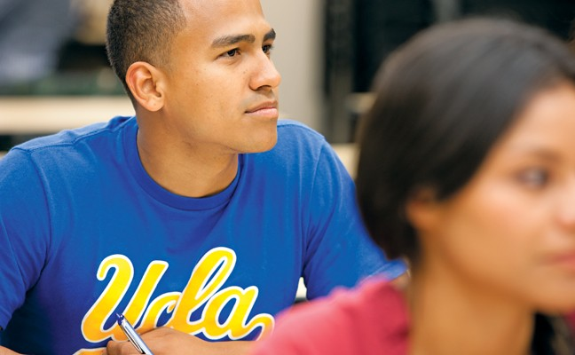 UCLA College of Letters and Sciences: College Greatest Needs