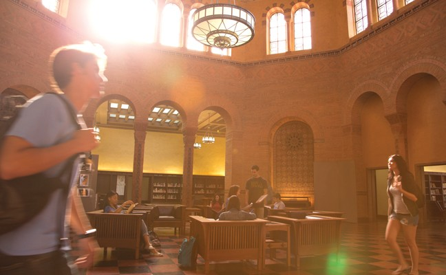 The UCLA Library