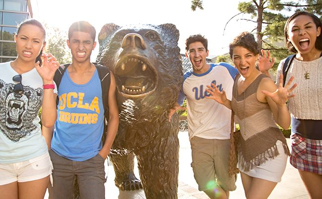 The Transfer Student Center helps transfer students make the most of their time at UCLA.