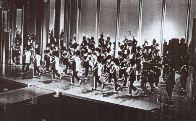In 1969, the band performed at the 41st Academy Awards.