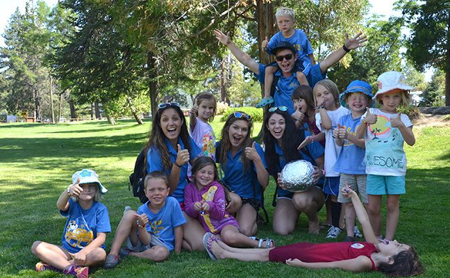 Children forge new friendships through group activities.