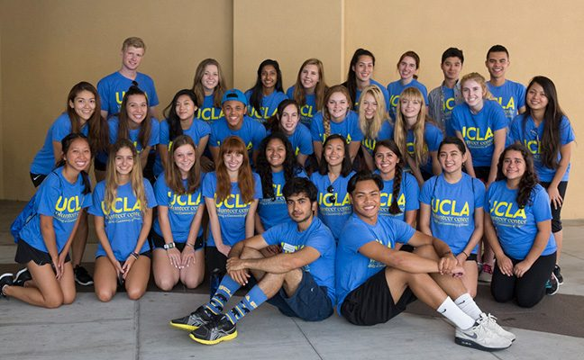 Volunteer Center programs provide students with ways to give back to the community.