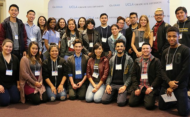 Financial assistance can make the difference to students who choose UCLA.