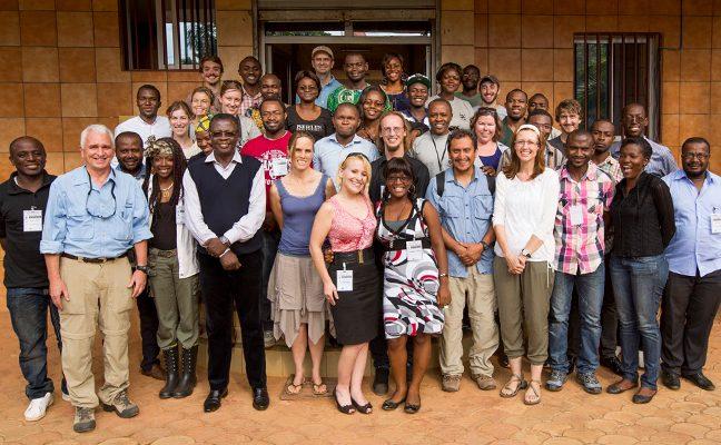 CBI researchers and staff